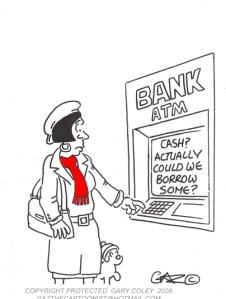 Never A Lender Be?